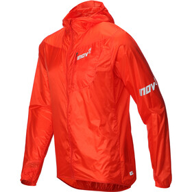 inov-8 Windshell Jas Doorlopende Rits Heren, red